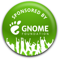 Gnome Foundation Sponsored